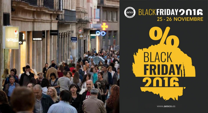 AESCO VALORA POSITIVAMENTE LA APERTURA DOMINICAL DEL 'BLACK FRIDAY' DE ESTE 2017